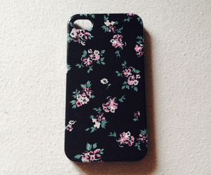 black, case, and Fleurs image