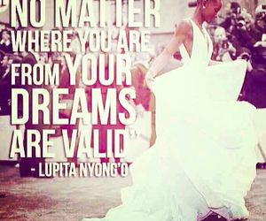 inspirational, oscars, and lupita nyong'o image