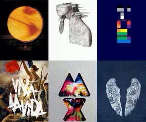 coldplay, Dream, and ghost stories image