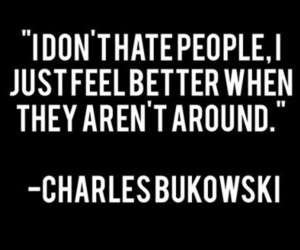 quote, people, and hate image