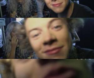 Harry Styles, kiss, and one direction image
