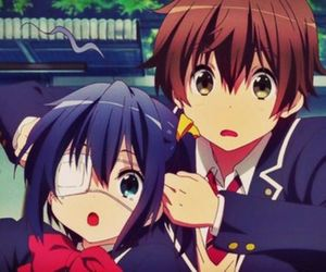 anime, chuunibyou, and kawaii image