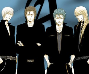 bleach, anime, and aizen image