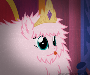 fim, queen fluffle puff, and MLP image