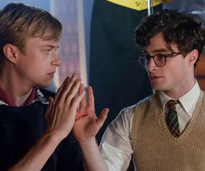 drarry, kill your darlings, and daniel redcliffe image