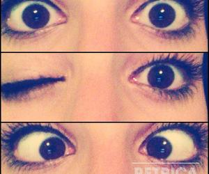 crazy, eyes, and blackeyes image
