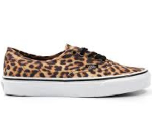 vans shoes animal print image