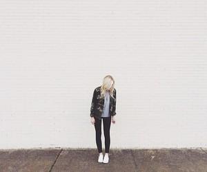 blonde, teenage girl, and model image