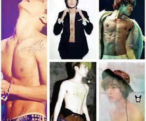 body, Minho, and SHINee image