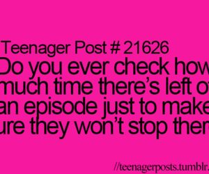 teenager post, funny, and episode image