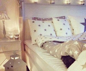 bedroom, room, and beautiful image