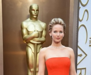 Jennifer Lawrence and red carpet image