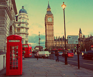 city, love, and london image
