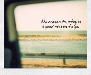 quote, stay, and reason image