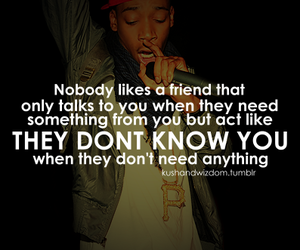 quote, quotes, and fake friends image