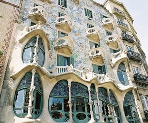 Gaudi, architecture, and Barcelona image