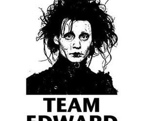 edward, team edward, and edward scissorhands image