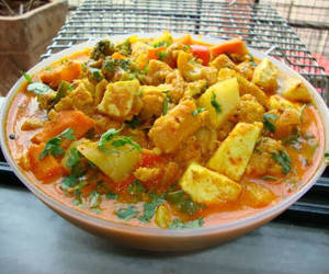 curry, food, and recipe image