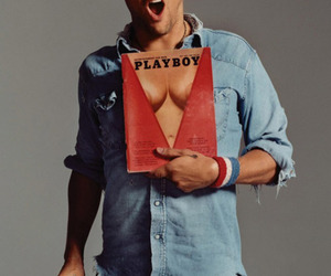 Playboy, Johnny Knoxville, and jackass image