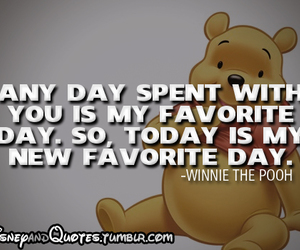 disney, winnie the pooh, and quote image