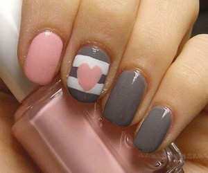 nail, nail art, and nail arts image