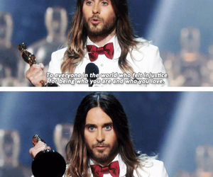 jared leto and oscar image