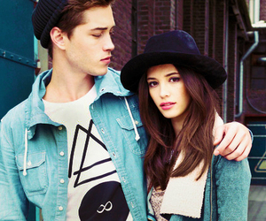 couple, Francisco Lachowski, and boy image