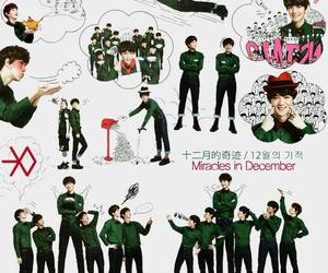 exo and miracles in december image