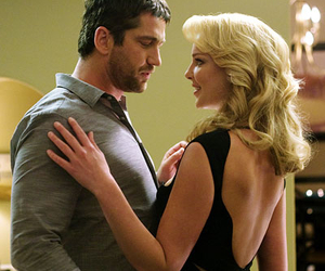 the ugly truth, katherine heigl, and gerard butler image