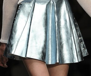 skirt, fashion, and model image