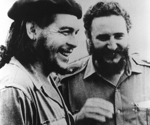 1950, 1960, and Che Guevara image