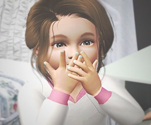 toddler the sims 3 image