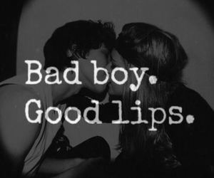 kiss, lips, and boy image