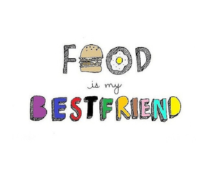 food, tumblr, and bestfriend image