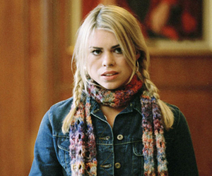 billie piper, rose tyler, and doctor who image