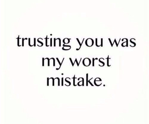 mistakes, quotes, and trust image