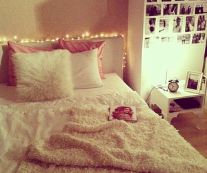 bed, inspo, and dreamhouse image