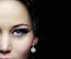 katniss, Jennifer Lawrence, and catching fire image