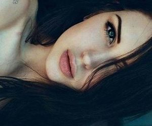 girl, pale, and perfect image
