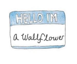 wallflower image
