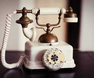 cool, hipster, and telephone image