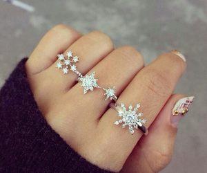 rings, nails, and ring image
