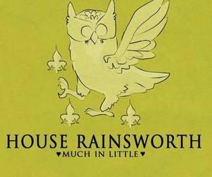 house, pandora hearts, and rainsworth image