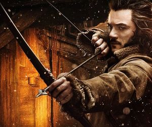 bard, archer, and the hobbit image