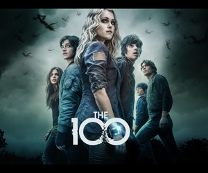 the cw, the 100, and clarke griffin image