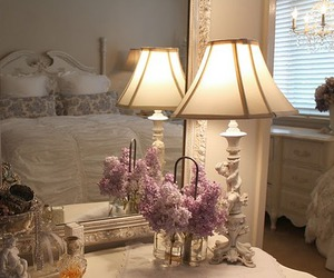 decoration, flowers, and room image