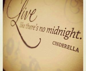 cinderella, quotes, and live image