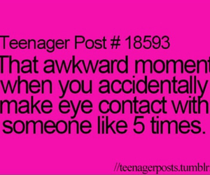 teenager post, awkward, and lol image