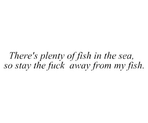quote, love, and fish image