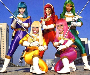 power rangers, funny, and Lady gaga image
